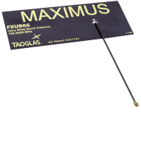 Maximus FXUB66 Wideband Flex Antenna, IPEX MHF, 150mm 1.37 FXUB66.07.0150C
