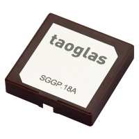 SGGP.18.4.A.02 GPS/GLONASS/GALILEO 18*18*4mm SMD Mount Patch