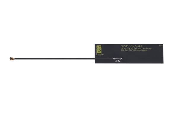 FXP14R Flexible PCB Hexa-band Antenna (front)