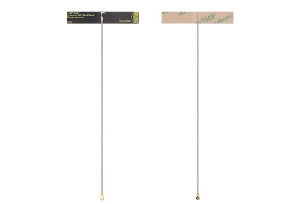 Freedom FXP830 2.4/4.9-6.0GHz Flexible PCB Antenna