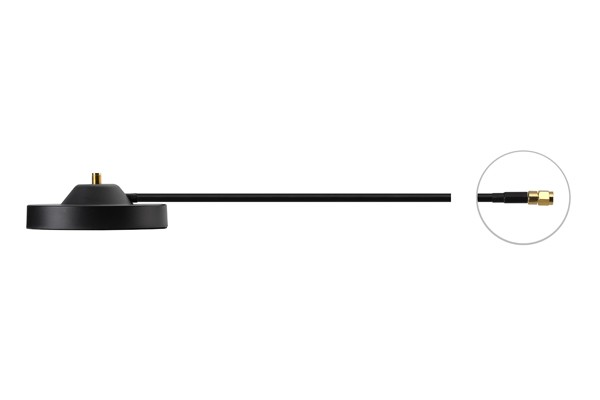 CAB.x07 Magnet Mount Antenna Base Cable Assembly
