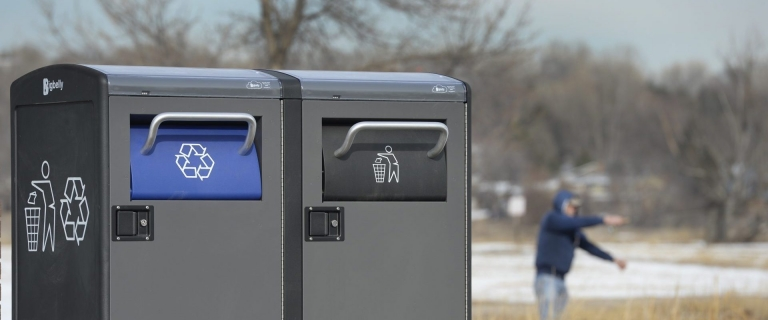 """Bigbelly uses Taoglas antennas to create """"Smart Trash Cans"""" 38"""
