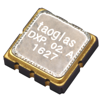 DXP.02.A - SMD L1/L2/L5 SAW Diplexer For GNSS Band Applications 5*5*1.7mm