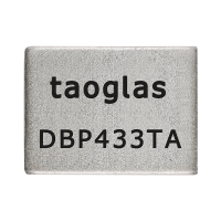 DBP.433.T.A.30 Dielectric Band Pass Filter for 433MHz