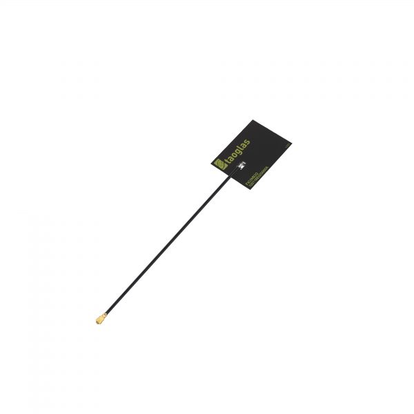 AccuraUWB FXUWB20.07 3-5 & 6-10GHz Ultra Wideband (UWB) Flex Antenna with 100mm 1.37mm IPEX MHFHT FXUWB20.07.0100C