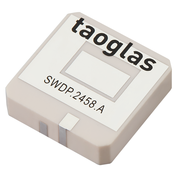 SWDP.2458.15.4.A.02 5dBi 15mm Embedded 2.4/5.8GHz Dual-Band Wi-Fi Ceramic Patch Antenna