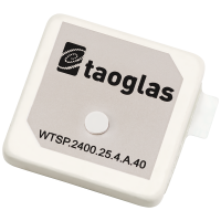 WTSP.2400.25.4.A.40 25mm Embedded 2.4GHz Wi-Fi Terrablast Extermely Light Patch Antenna