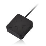 AA.200 – MagmaX2 Active Multiband GNSS Magnetic Mount Antenna