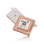 GPDF357B – Embedded GPS L1 / L2, Dual-pin, Stacked Passive Patch Antenna