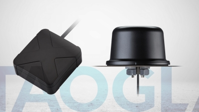 Image for Taoglas unveils new compact active multiband GNSS antennas for use in autonomous vehicles, robotics and precision agriculture markets requiring high-accuracy positioning and timing