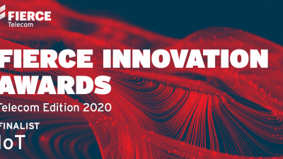Image for Taoglas® EDGE Insights™ and LvLogics Recognized as a Finalist in Questex's Fierce Innovation Awards – Telecom Edition 2020