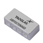 Airvu Series Dielectric Band Pass Filter for 5570MHz Applications, 160MHz Bandwidth
