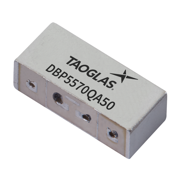 Airvu Series Dielectric Band Pass Filter for 5570MHz 4 pole 1