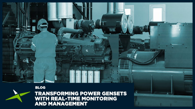 Blog: Transforming Power Gensets with Real-Time Monitoring and Management 42