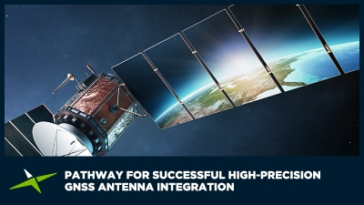 Image for Live Webinar: Pathway for Successful High-precision GNSS Antenna Integration